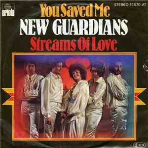 New Guardians - You Saved Me download mp3 album