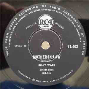 Billy Wade / Chet Avery - Mother-In-Law / Runaway download mp3 album