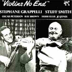 Stephane Grappelli, Stuff Smith - Violins No End download mp3 album