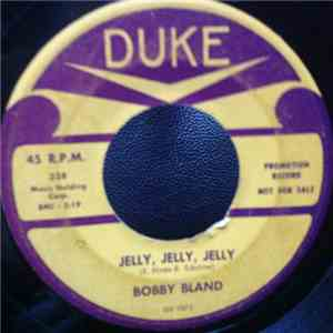 Bobby Bland - Jelly, Jelly, Jelly / Ain't That Loving You download mp3 album