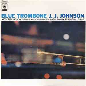 J.J. Johnson - Blue Trombone download mp3 album