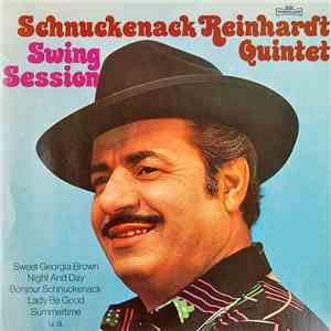 Schnuckenack Reinhardt Quintett - Swing Session download mp3 album