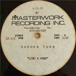 Sudden Turn - Lend A Hand (Unreleased) download mp3 album