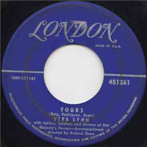 Vera Lynn - Yours / The Love Of My Life download mp3 album