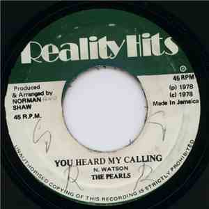 The Pearls  - You Heard My Calling / Calling Dub download mp3 album