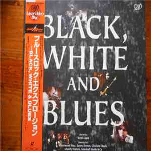 Various - Black White And Blues (Blues Rock Explosion) download mp3 album