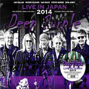 Deep Purple - Live In Japan 2014 download mp3 album