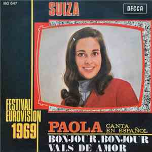 Paola  - Bonjour, Bonjour download mp3 album
