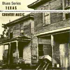 Various - Texas Country Music Vol. 2 download mp3 album
