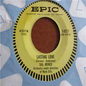 Sal Mineo  - Lasting Love download mp3 album