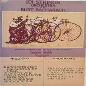 101 Strings Orchestra - Plays Burt Bacharach And Other Original Songs download mp3 album