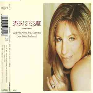 Barbra Streisand - As If We Never Said Goodbye download mp3 album