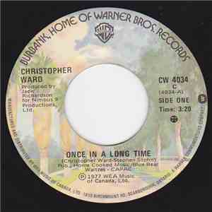 Christopher Ward - Once In A Long Time / Dance Away download mp3 album