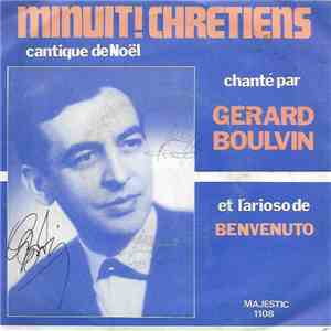 Gerard Boulvin - Minuit ! Chrétiens download mp3 album