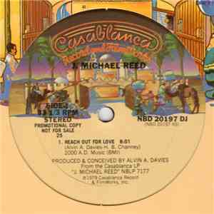 J. Michael Reed - Reach Out For Love / Dancin' In The Sky (In New York City) download mp3 album