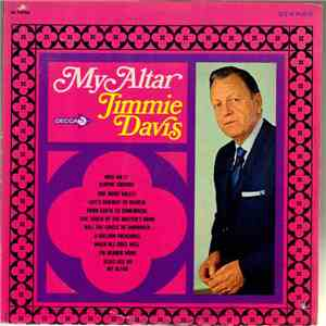 Jimmie Davis - My Altar download mp3 album