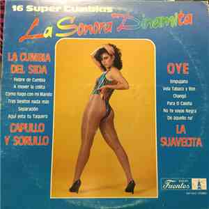 La Sonora Dinamita - 16 Super Cumbias download mp3 album