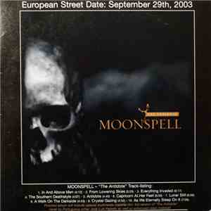 Moonspell - The Antidote download mp3 album