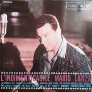 Mario Lanza - L'Indimenticabile Mario Lanza download mp3 album