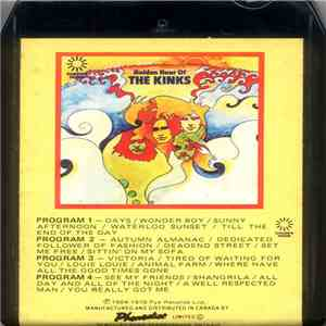 The Kinks - Golden Hour Of The Kinks download mp3 album