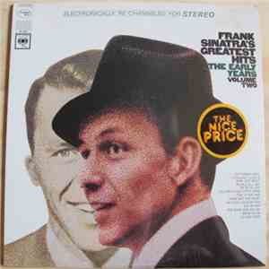 Frank Sinatra - Frank Sinatra's Greatest Hits - The Early Years - Volume Two download mp3 album