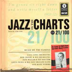 Various - Jazz In The Charts 21/100 - I'm Gonna Sit Right Down And Write Myself A Letter (1935 ) download mp3 album