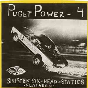 Various - Puget Power - 4 download mp3 album