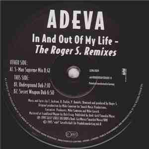 Adeva - In And Out Of My Life - The Roger S. Remixes download mp3 album