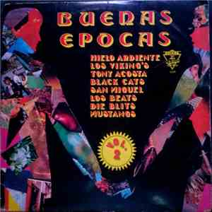 Various - Buenas Epocas Vol II download mp3 album