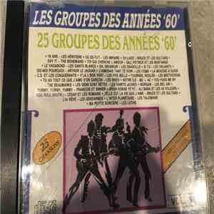 Various - 25 Groupes Des Années 60 Vol. 3 download mp3 album