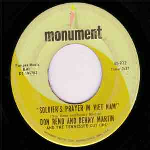 Don Reno And Benny Martin And The Tennessee Cut Ups - Soldier's Prayer In Viet Nam / Five By Eight download mp3 album