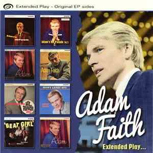 Adam Faith - Extended Play... download mp3 album