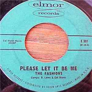 The Fashions  - Fairy Tales / Please Let It Be Me download mp3 album