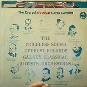 Various - The Priceless Sound Of Everest Records And Its Galaxy Of Classical Artists And Orchestras download mp3 album
