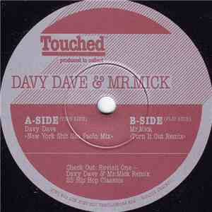 Davy Dave & Mr.Mick - Mash Up's & Remixes Vol. 1 download mp3 album