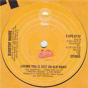 Dorothy Moore - Loving You Is Just An Old Habit download mp3 album