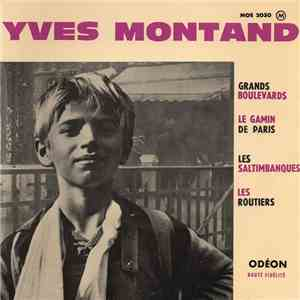 Yves Montand - Grands Boulevards download mp3 album
