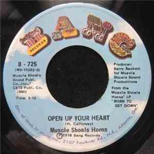 Muscle Shoals Horns - Open Up Your Heart / Get It Up download mp3 album