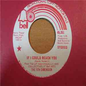 The 5th Dimension - If I Could Reach You download mp3 album