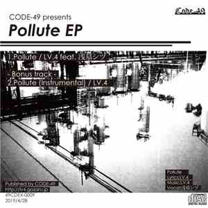 LV.4 Feat. 浅墓シヅ - Pollute EP download mp3 album
