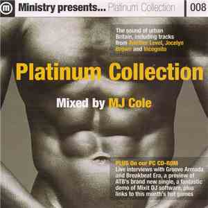MJ Cole - Ministry Presents...Platinum Collection download mp3 album