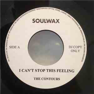 The Contours / The Four Tops - I Can't Stop This Feeling / I Can't Stop This Feeling download mp3 album