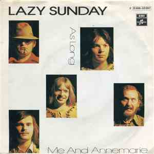 Lazy Sunday - As Long / Me And Annemarie download mp3 album