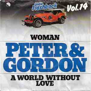 Peter And Gordon - Woman / A World Without Love download mp3 album