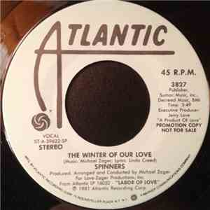 Spinners - The Winter Of Our Love download mp3 album