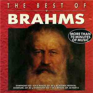 Brahms − North German Philharmonic Orchestra, Henry Adolph - The Best Of Brahms download mp3 album