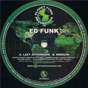 Ed Funk - Lazy Afternoon / Breezin download mp3 album