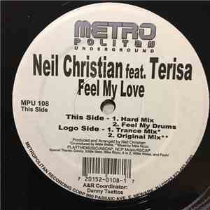 Neil Christian Feat. Terisa - Feel My Love download mp3 album