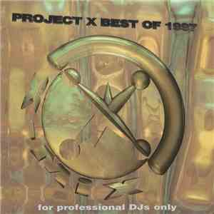Various - Project X Best Of 1997 download mp3 album