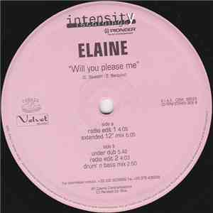 Elaine  - Will You Please Me download mp3 album
